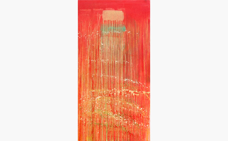 Pat Steir Original Paintings