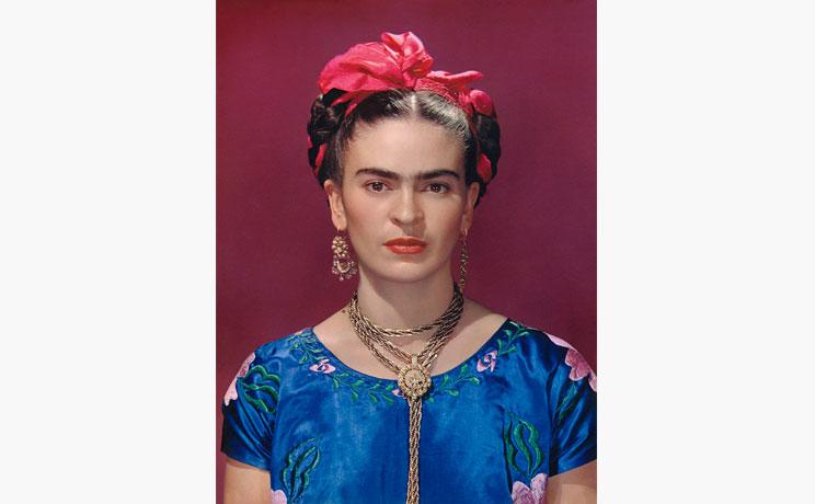 Frida Blue dress